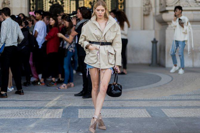 Носить или не носить капроновые колготки: модные правила 2018 фото № 2