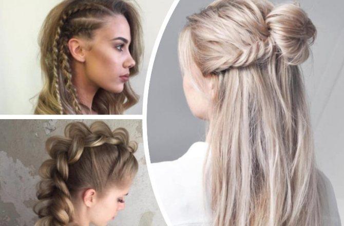 Новогодние прически на длинные волосы: модные укладки 2020, пошаговые технологии создания, фото