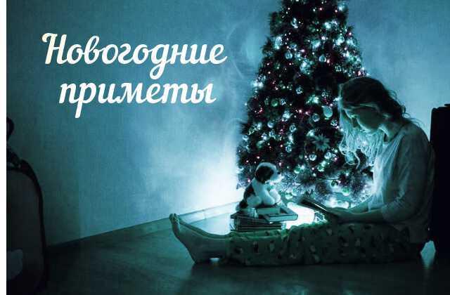 новогодние приметы 2019