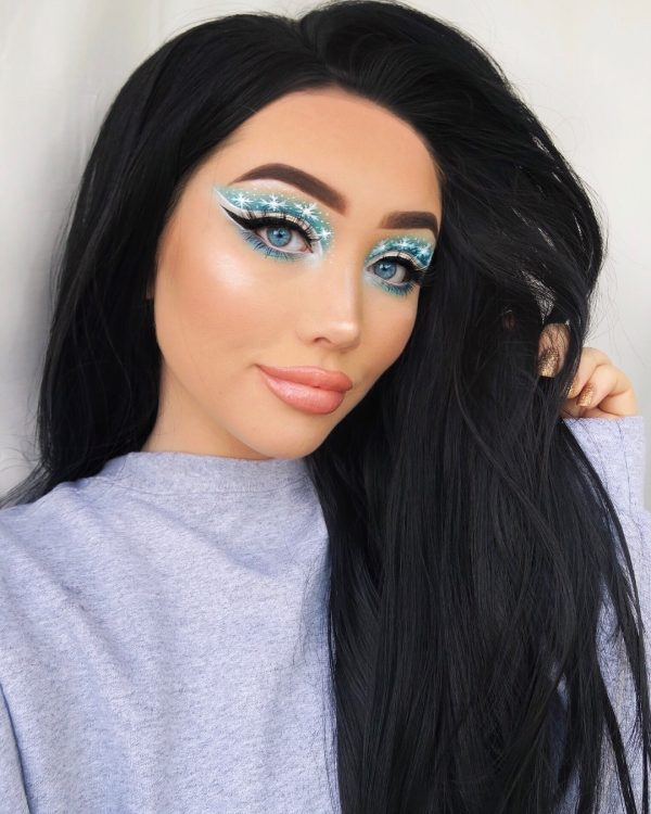 Новогодняя прическа и макияж 2020: супер-идеи для сногсшибательных вечерних образов