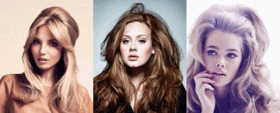 Объем волос у корней – отличная база для создания красивой прически.