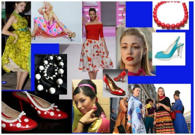 Образ и стиль стиляг