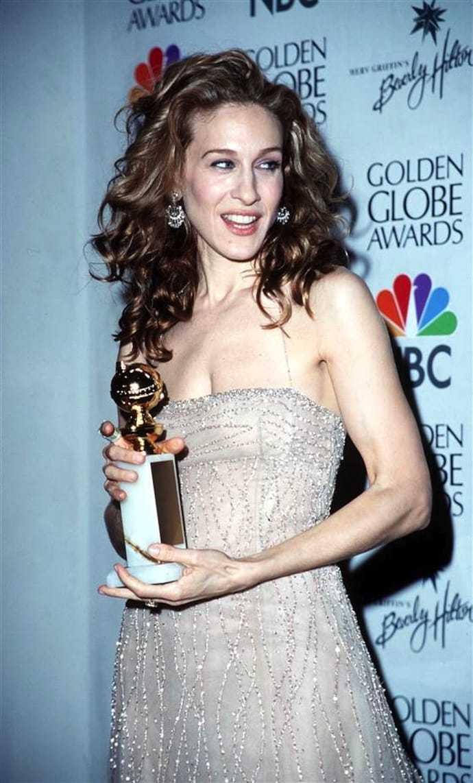 Образ прелестной женщины победительницы премии Золотой глобус