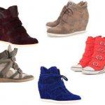 обувь сникерсы