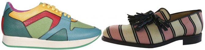 обувь весна–лето 2015
