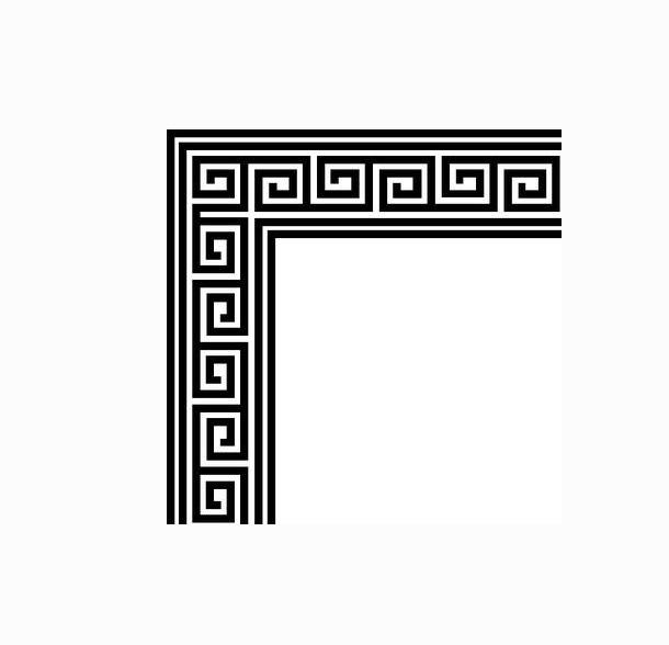 Обзор греческих орнаментов, фото № 1