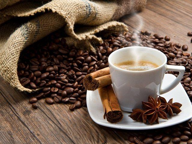 Очень люблю кофе