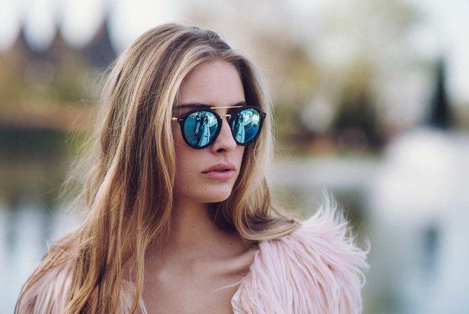 очки для блондинок