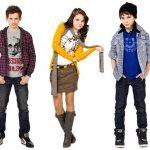 одежда для подростков