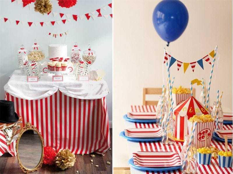 Оформление-детского-стола-в-цирковой-тематике