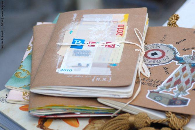 оформление личного дневника