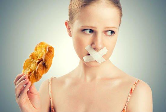 Ограничиния калорий при диете