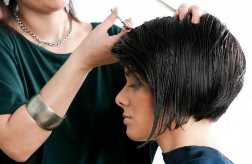 Окантовка волос это, что такое. Окантовка на шее. Виды