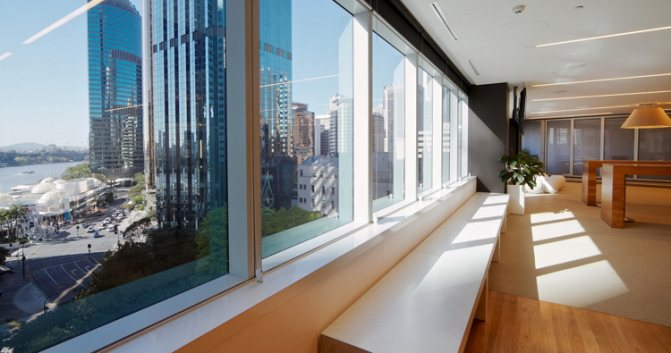 Окна на юго-запад в квартире