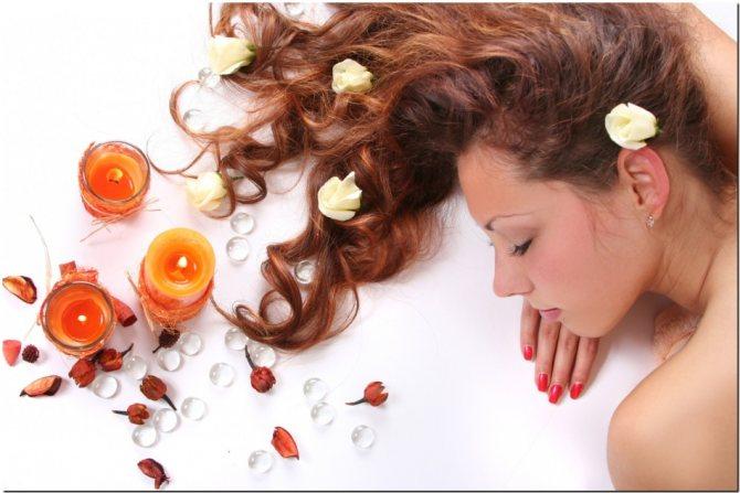 Окрашивание и укрепление волос луковой шелухой