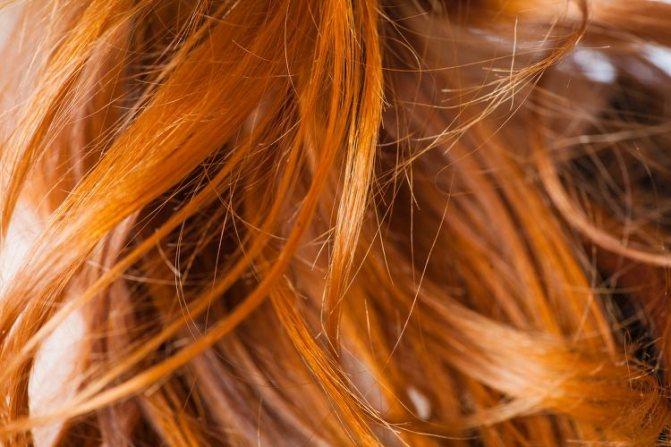 Окрашивание волос хной и басмой седых волос