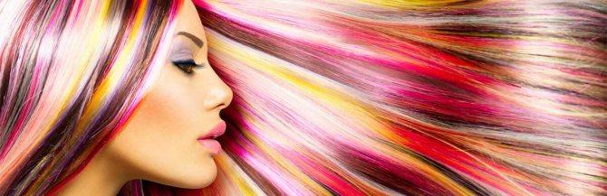 Окрашивание волос - короткий экскурс ухода за волосами на ProdMake.ru