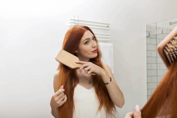 окрашивание волос в 2 цвета