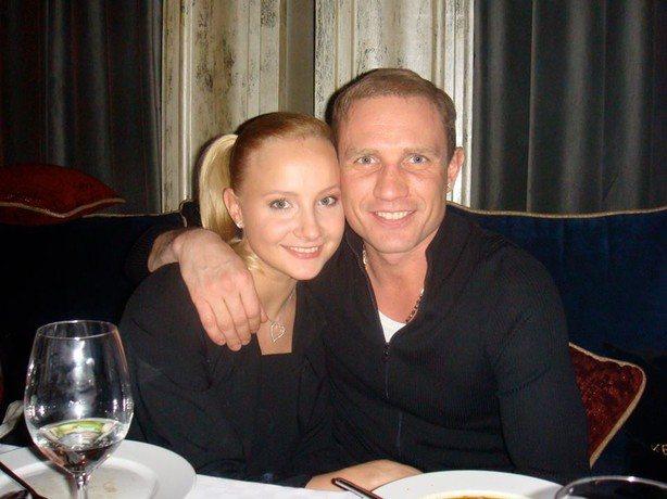 Оксана Домнина и Роман Костомаров вместе уже около 9 лет