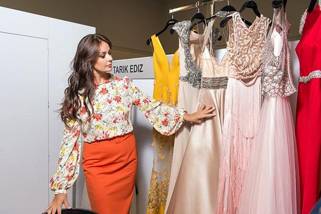 Оксана Федорова и ее коллекция одежды