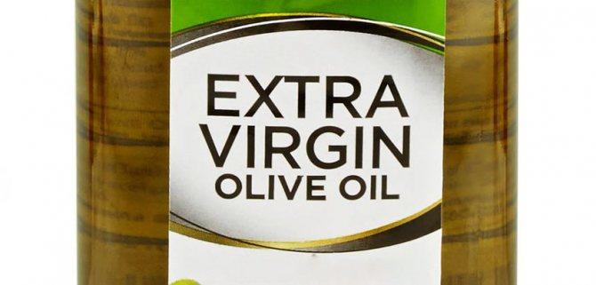 Оливковое масло для волос. Правильный выбор
