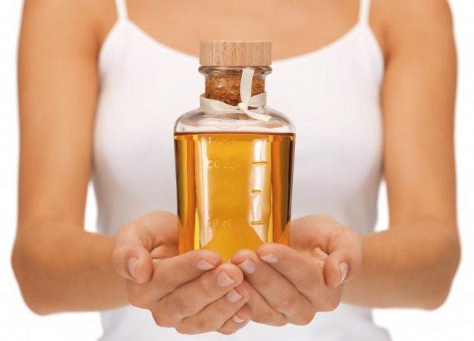 оливковое масло снять косметику