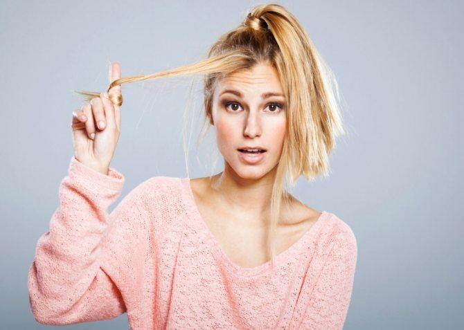 Омбре как наносить на волосы краску