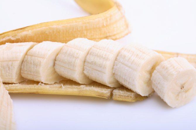 Омолаживающая банановая маска предназначена для частого применения