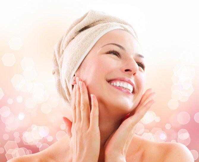Омолаживающая маска придаст стареющей коже сияние и улучшит её цвет