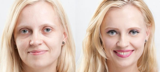 Омолаживающий макияж кому за 30 два