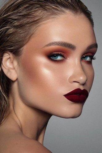 осенний макияж 2020 года