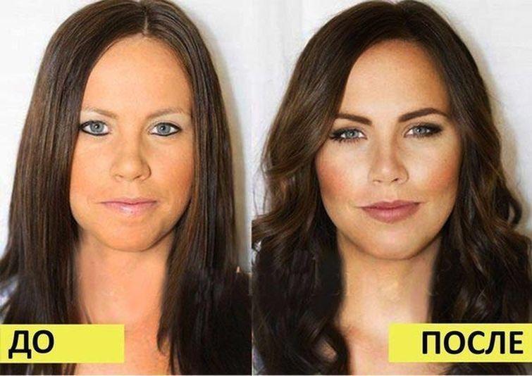 ошибки в макияже, ошибки в макияже которые делают старше