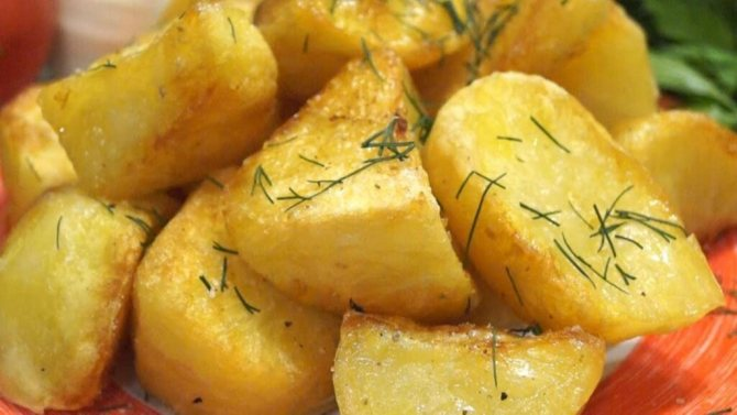 Основы картофельной диеты