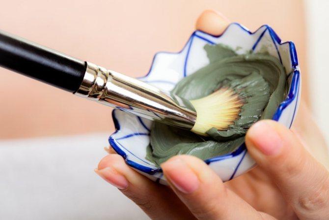 Основы приготовления и нанесения масок из глины для лица