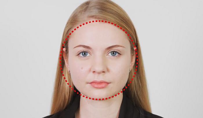 Особенности круглой формы лица