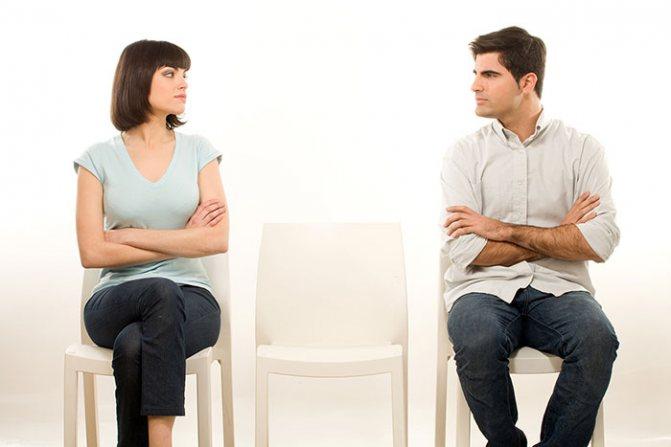 Особенности мужской психологии