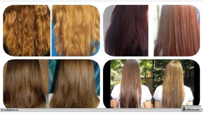 Осветление волос лимоном: фото до и после процедуры