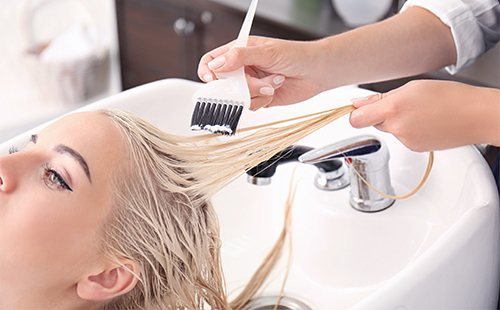 Осветление волос в домашних условиях кефиром