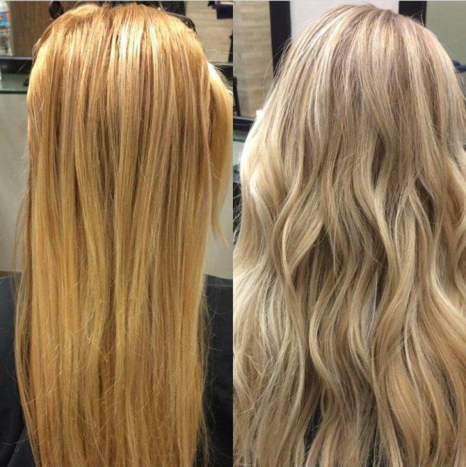 осветляет ли тонирование волосы