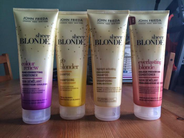 осветляющий шампунь для волос отзывы