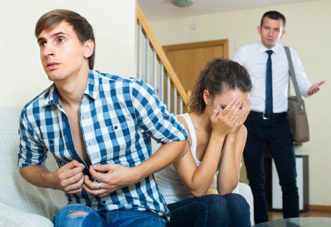 ot lyubovnika zheny - Муж узнал про любовника: что делать и как сохранить семью