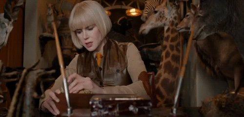 От панка до таксидермиста: 5 самых неожиданных ролей Николь Кидман фото № 5