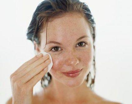 Отбеливание кожи - как избавиться от веснушек