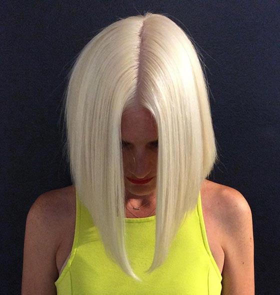 Отбеливающий блонд