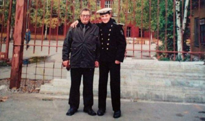 Отец Данилы Козловского – профессор МГУКИ