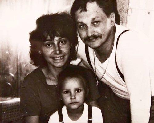 отец и мать тархановой