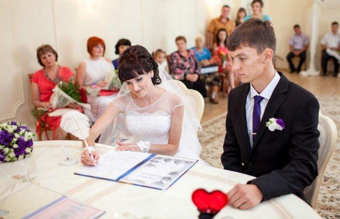 отличия официального брака от гражданского
