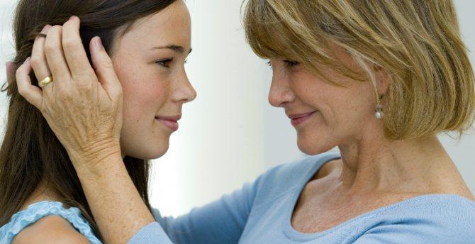 Отношения взрослых детей и их родителей