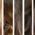 Оттенки русых волос