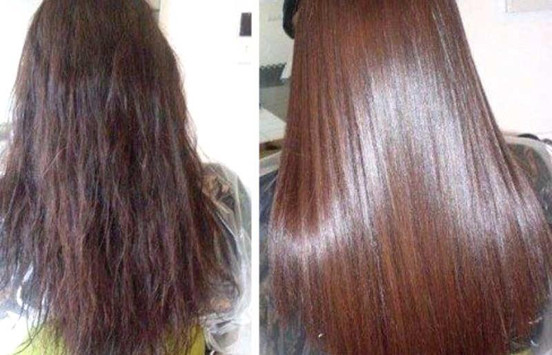 Отзывы. Восстановление волос кокосовым маслом